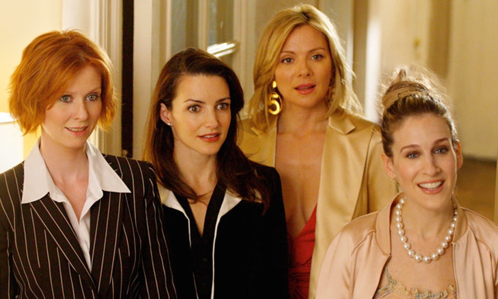 main characters of sex and the city in Fleetwood