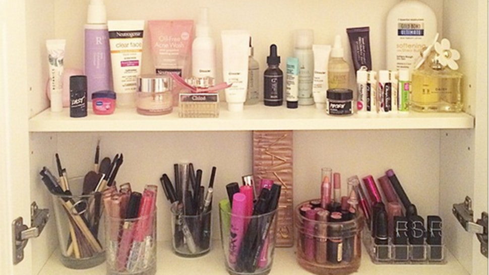 11 Makeup Storage Ideas And Organization Tips For Seriously Intense Product Hoarders