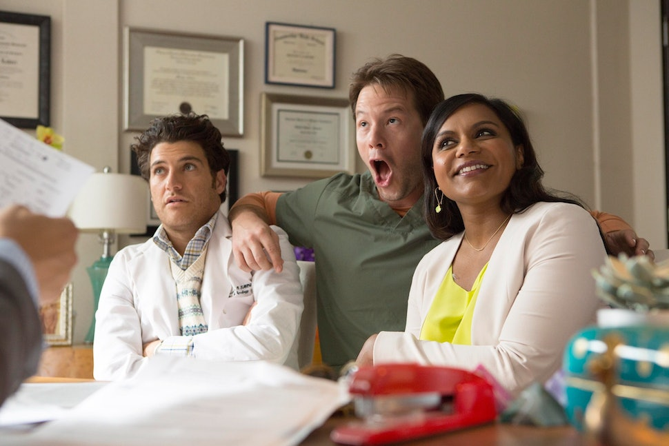 Is The Actor Playing Peter S Frat Bro Pube On The Mindy Project