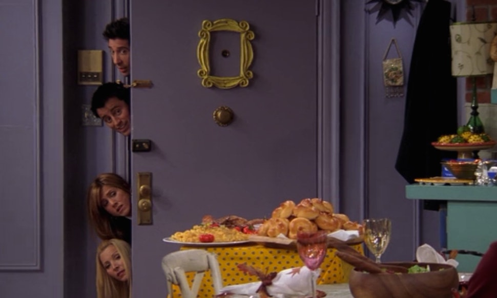 Where Can You Buy The Peephole Door Frame From \'Friends\'? Believe It ...