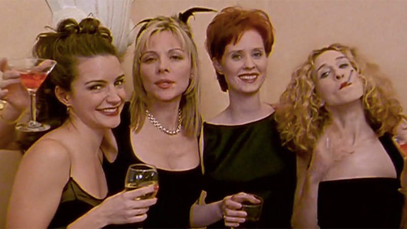 Sex and the city season one episode one