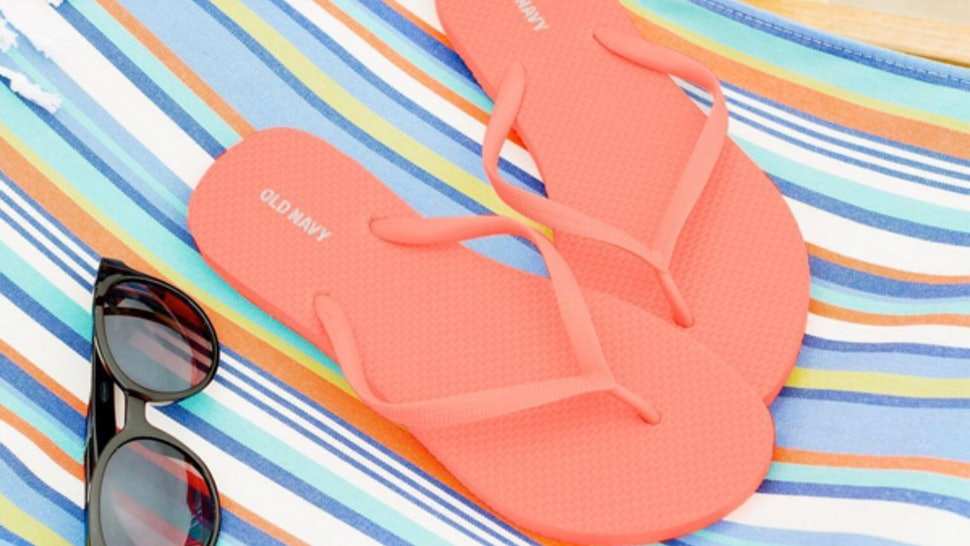 d6e8fa710e47 When Is Old Navy s  1 Flip-Flop Sale  You Don t Have To Wait Long To Shop