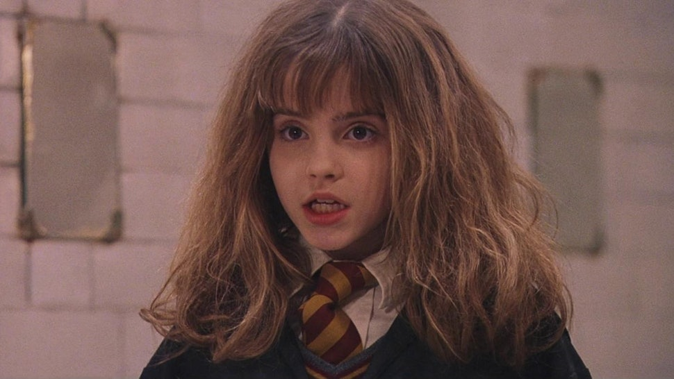 Here's What Hermione Granger Was Almost Named In 'Harry Potter'