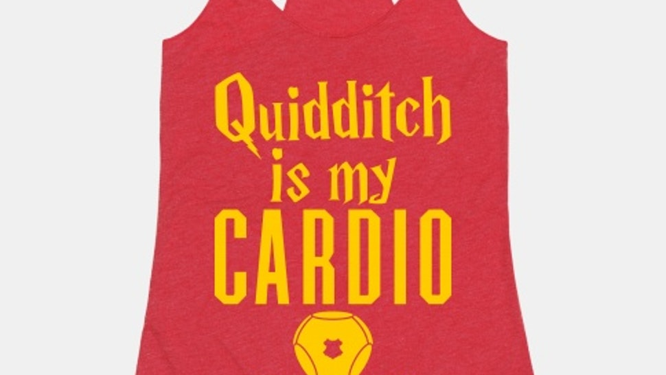 5a0bb09c5167 14  Harry Potter  Workout Clothes To Help You Win This Year s Quidditch Cup