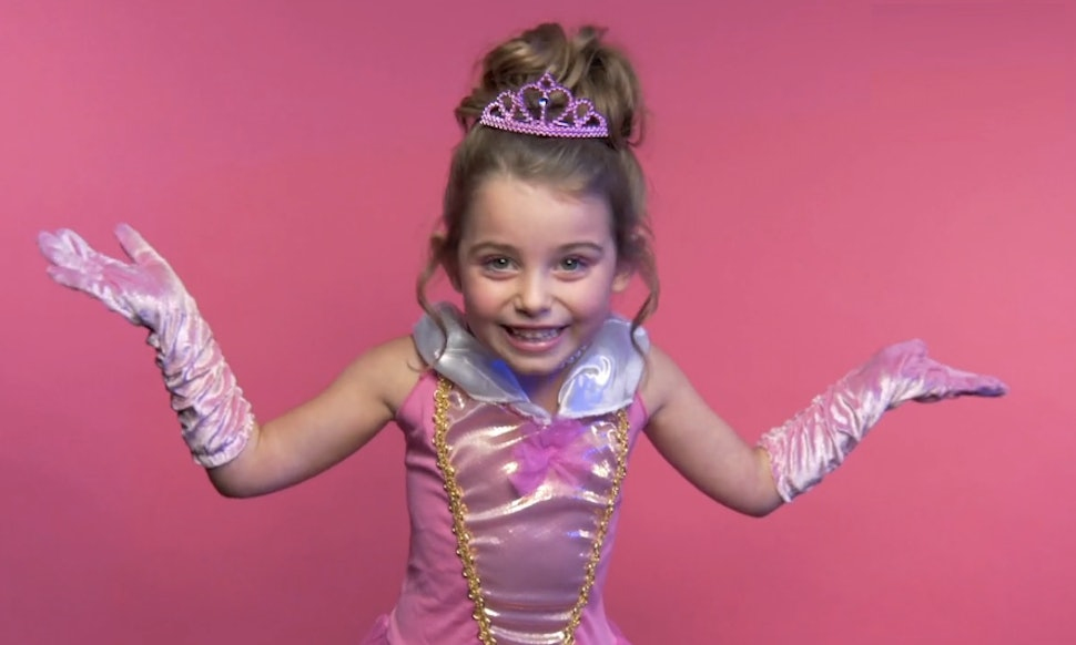 These Little Girls Drop F-Bombs To Promote Feminism And It's Both Adorable  and Empowering – VIDEO
