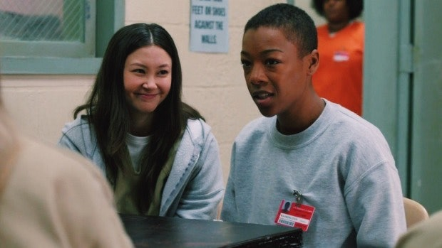 Oitnb writer dating poussey from oitnb