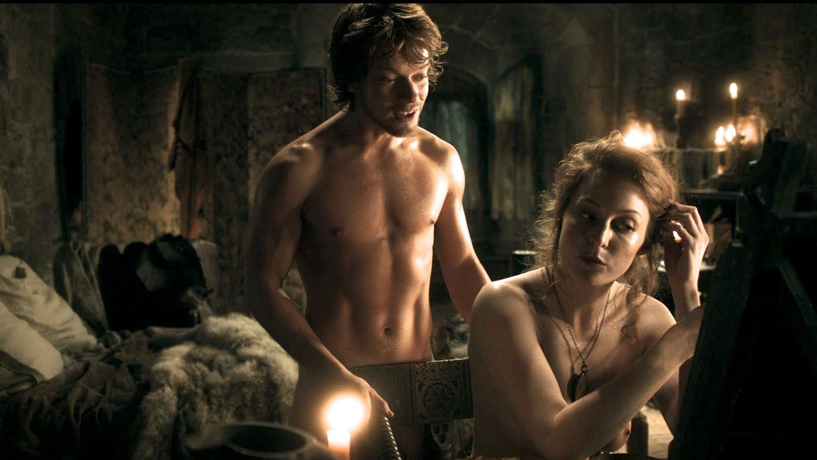 Game of thrones frontal nudity