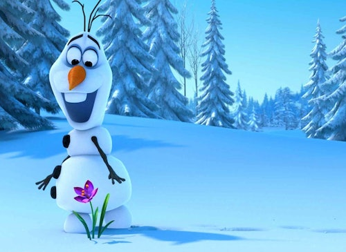 Prepare For 'Frozen' With These 7 Classic Disney Winter Scenes That