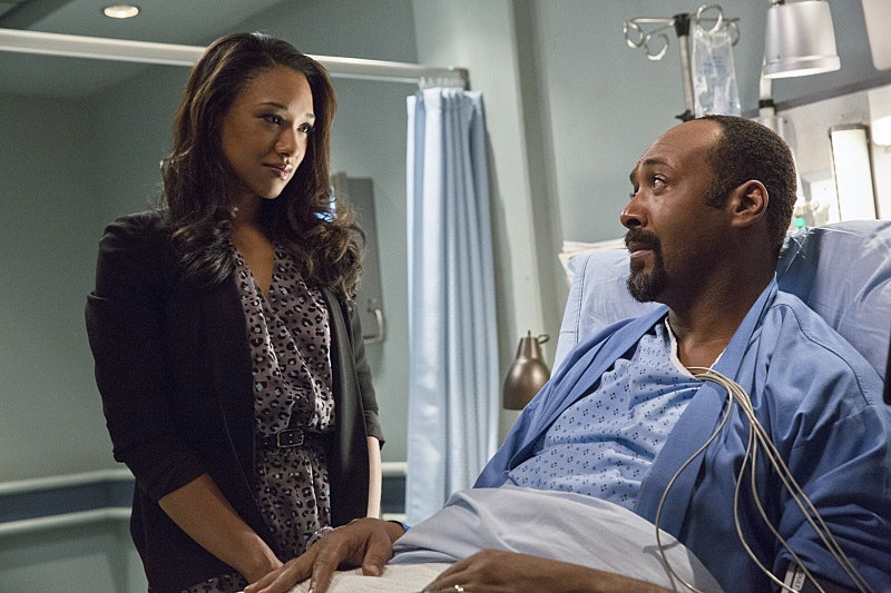DC Comics' Iris West Is Different from 'The Flash' Version, But