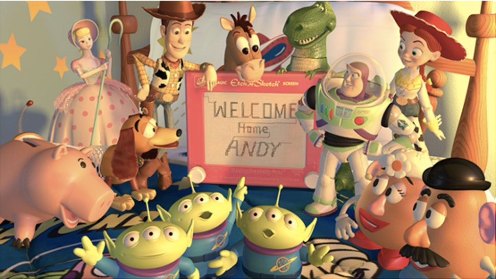 6 Toy Story 2 Voice Actors You Forgot Were In The Film