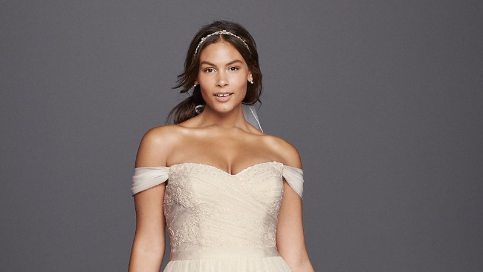 These 8 Plus Size Wedding Gown Designers Are Perfect For ...