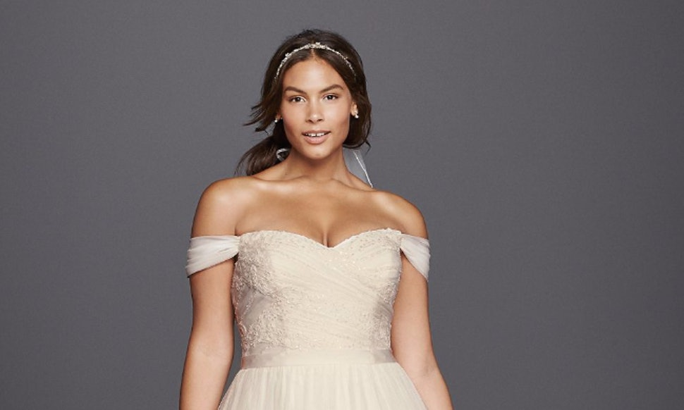 These 8 Plus Size Wedding Gown Designers Are Perfect For Body