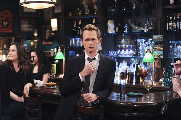 How i met your mother when do robin and barney start hookup