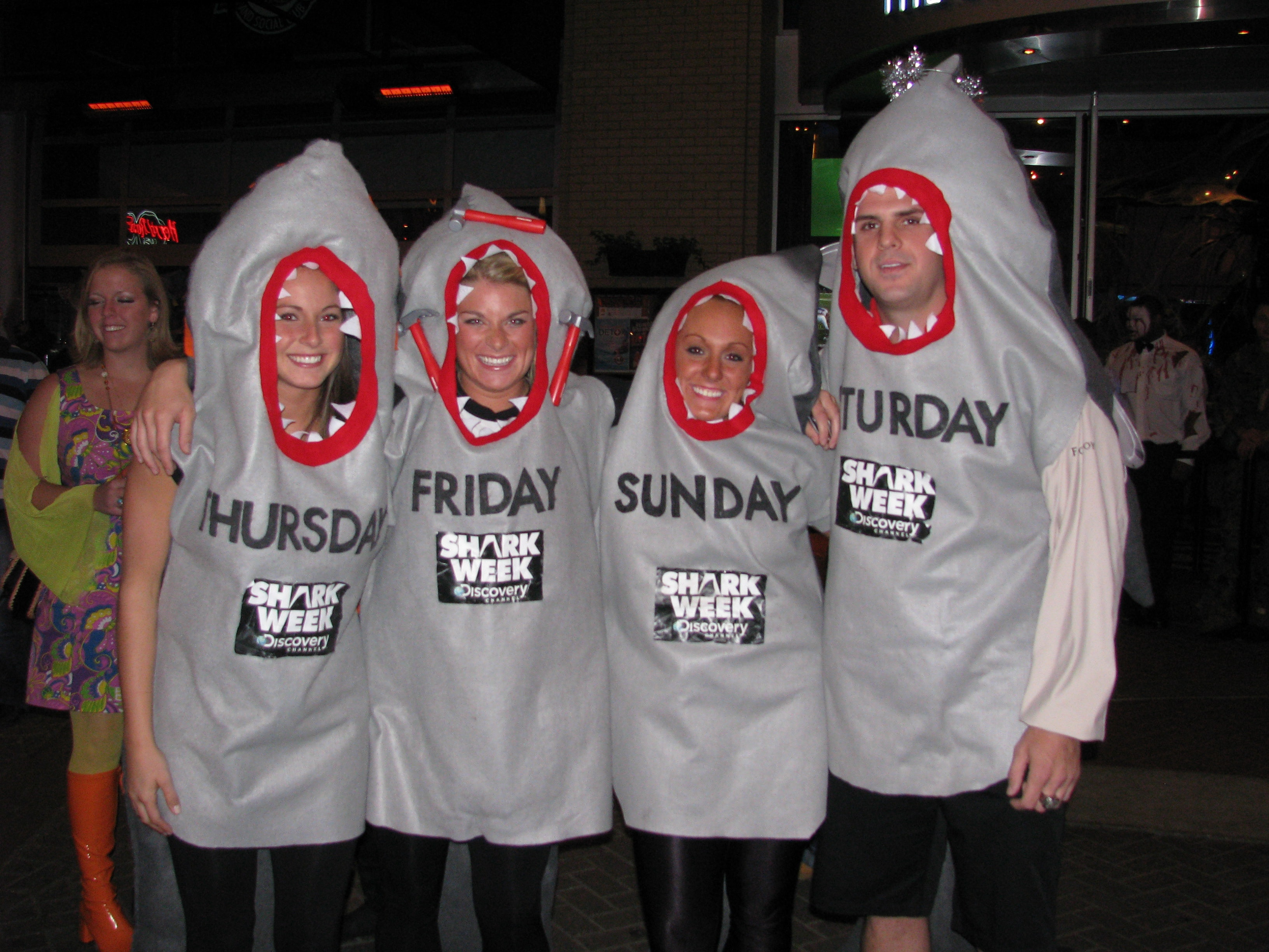20 funny group halloween costumes that will make your wittiest squad