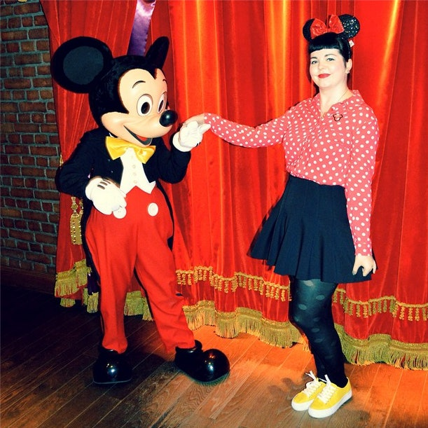 DisneyBound Has Disney Themed Halloween Costumes On Lock U2014 And Theyu0027re  Actually Cute Enough To Re Wear Year Round