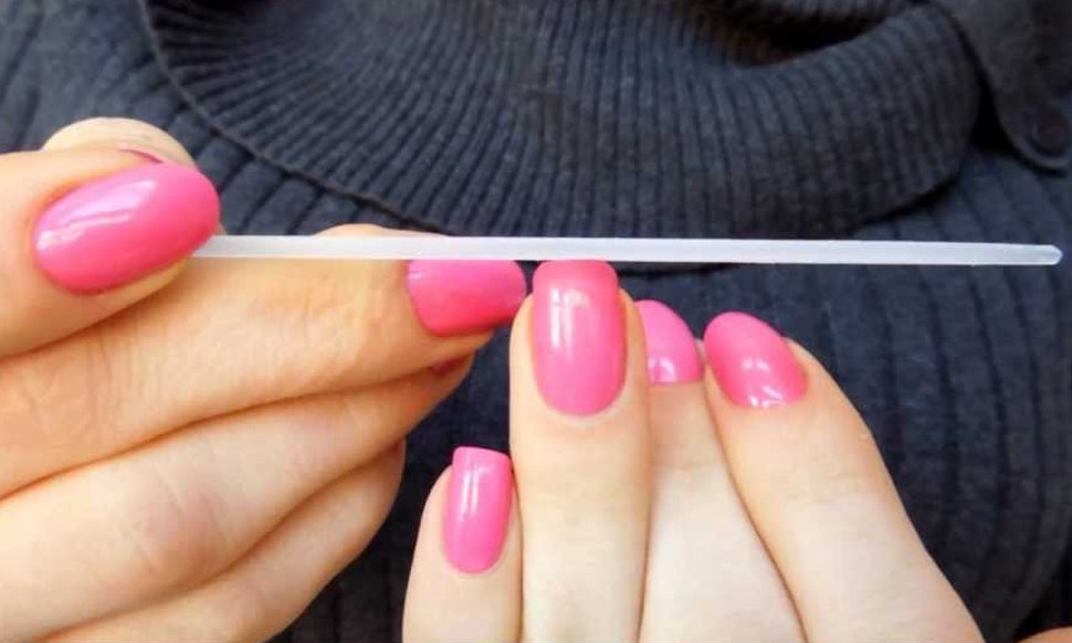 How To Shape Your Nails 7 Different Ways, From Almond To Bubble — VIDEOS