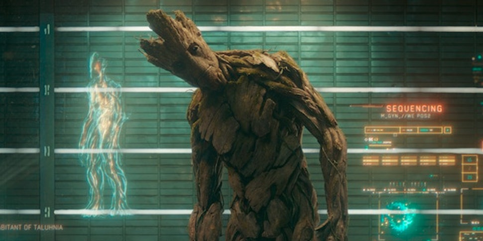 Dancing Baby Groot Is The Star Of Guardians Of The Galaxy But