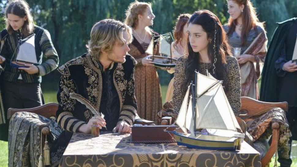 Reign': Your Official Guide to Sex in the French Court