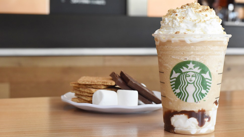 Its Starbucks Frappuccino Happy Hour From May 1 Through 10 So Here Are Frap Flavors Your Should Try