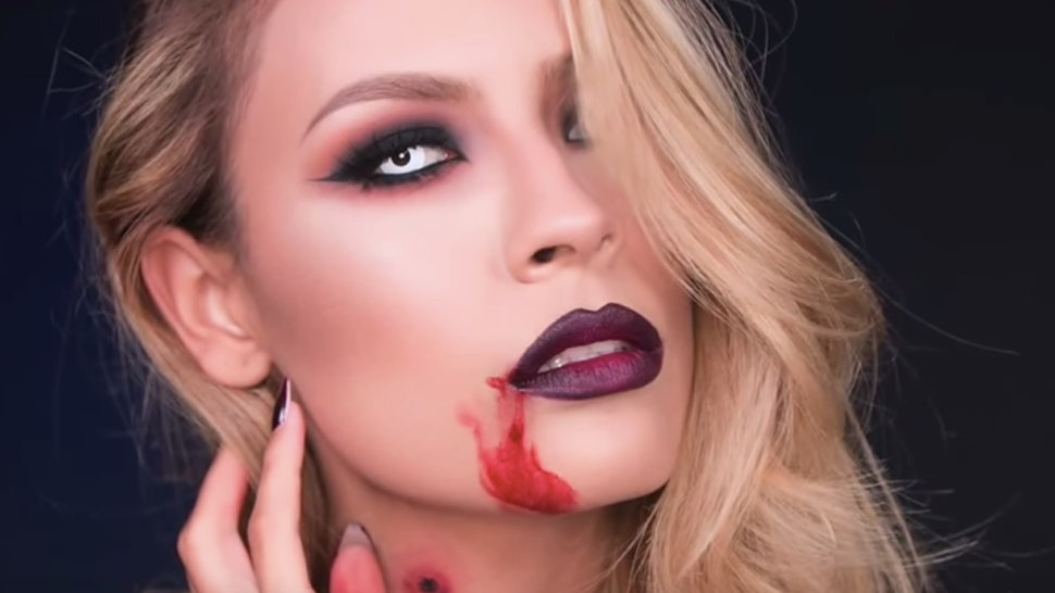 Halloween Makeup Ideas Easy Makeup Looks.11 Easy Halloween Makeup Ideas That Anyone Can Master