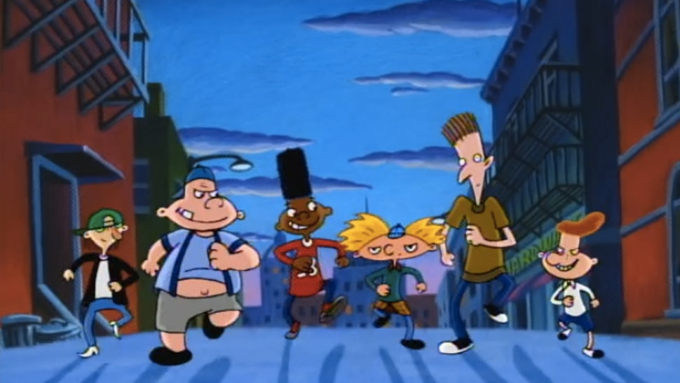 Definitive Ranking Of Hey Arnold Classmates From Who To Your 9
