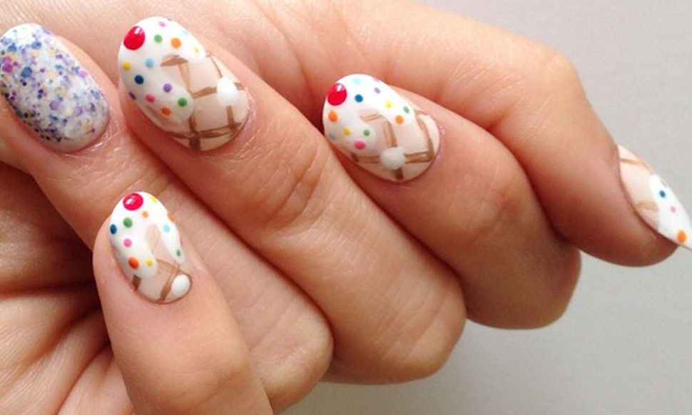 35 Shay Mitchell Nail Art Photos That Prove She\'s The Ultimate ...