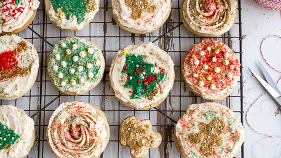 Christmas Cookie Recipes Easy.18 Easy Christmas Cookie Recipes That Are Seriously