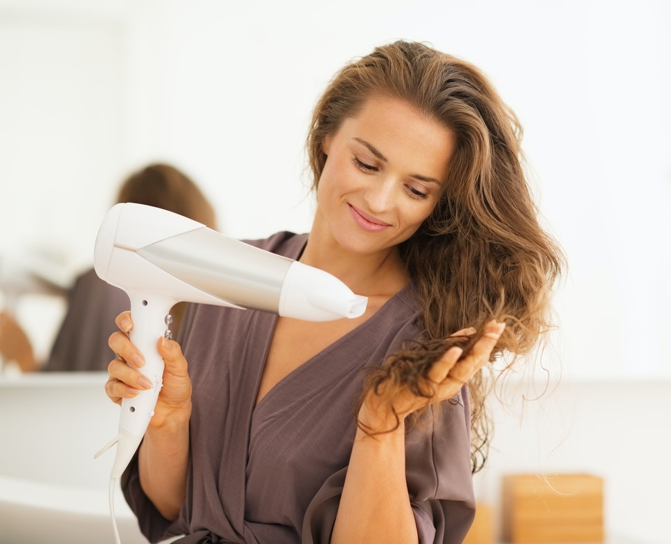 Blow Dry Hair Faster With 8 Expert Products