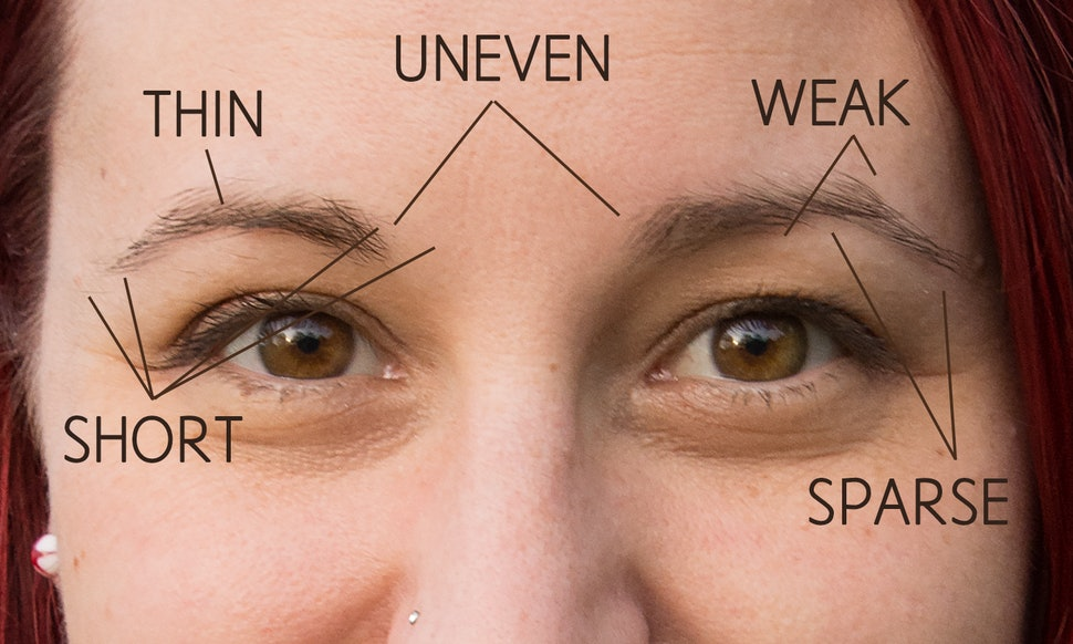 On Fleek Eyebrows Arent A Reality For Everyone But Heres Why You