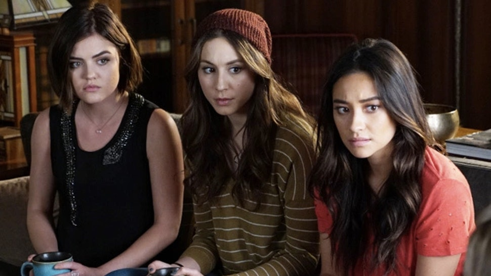 3e81f0f134 32  Pretty Little Liars  Questions That Even The Biggest Fans Can t Answer