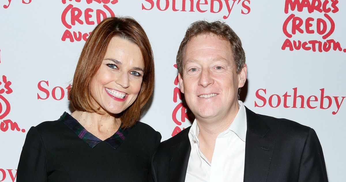 Who Is Savannah Guthrie S New Husband 5 Facts About Mike Feldman