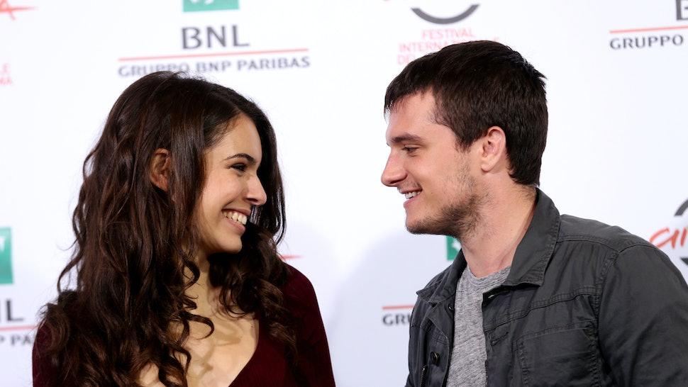 Josh Hutcherson & Claudia Traisac Are Officially Dating ...