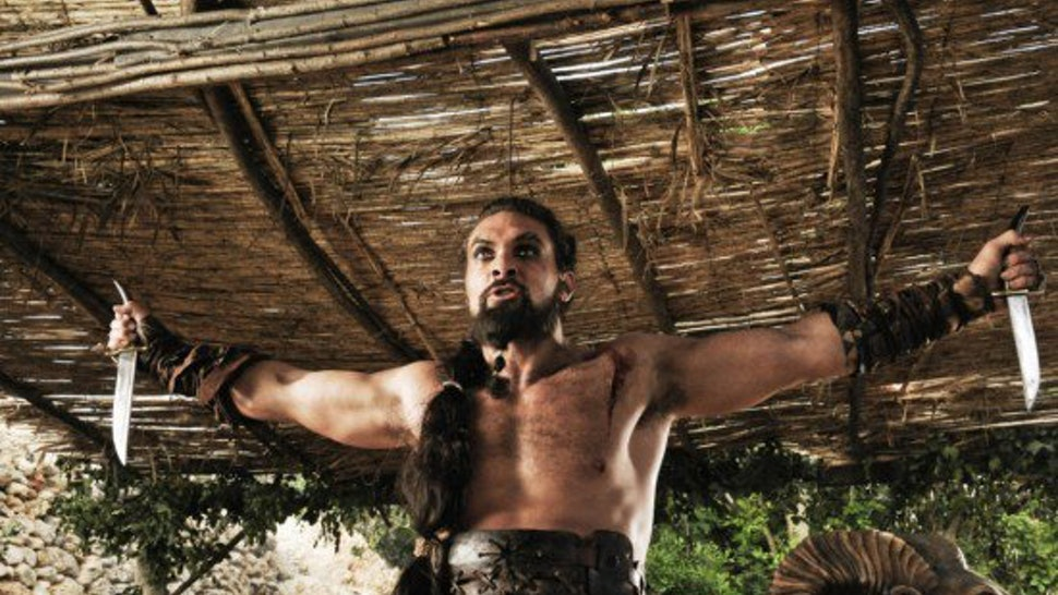 12 Reasons Khal Drogo On Game Of Thrones Was Actually A Jerk