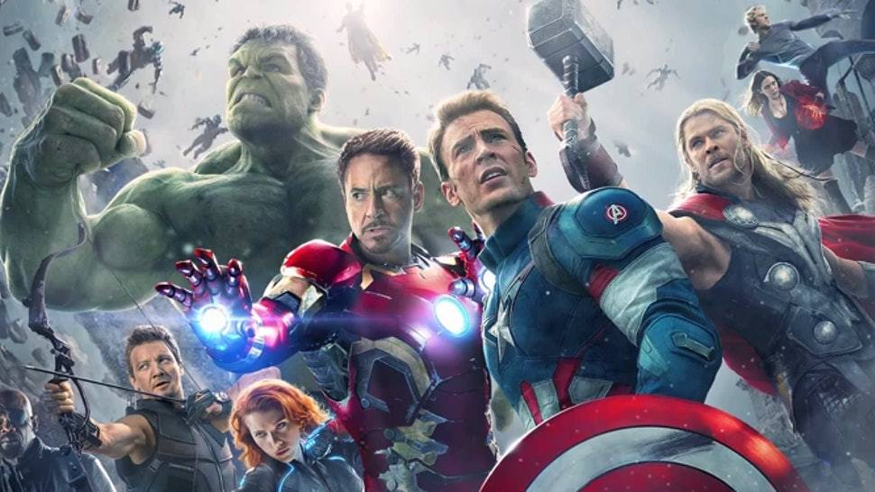 7 Moments 'Avengers: Age Of Ultron' Trailer Proves We Can