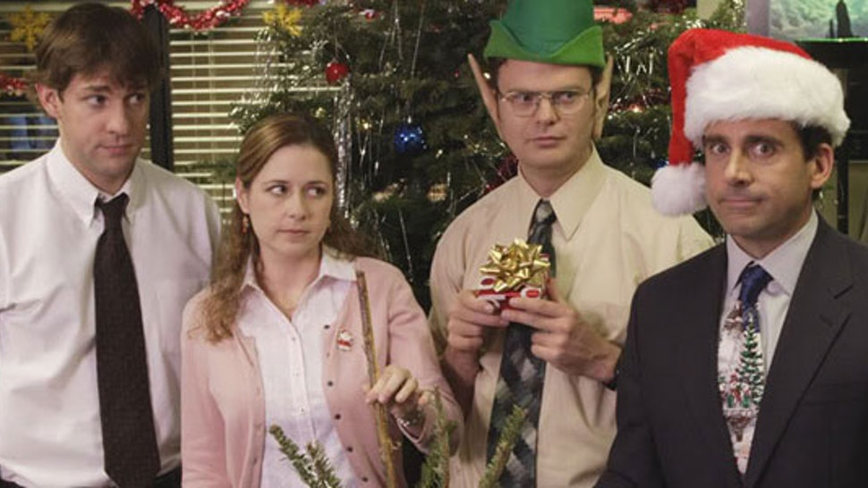 Dwight Christmas.Ranking The Office Christmas Episodes Because Nobody