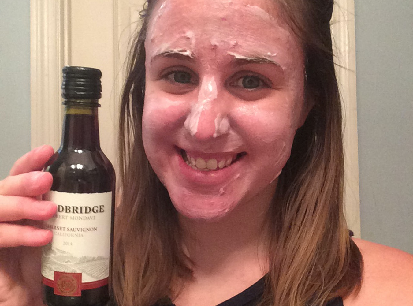 Wine And Alcohol Facial Acne And Dark Spots In Hindi