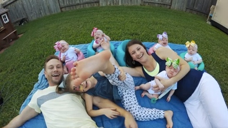 Who Are Danielle's Twin Sisters On 'OutDaughtered'? LiLi