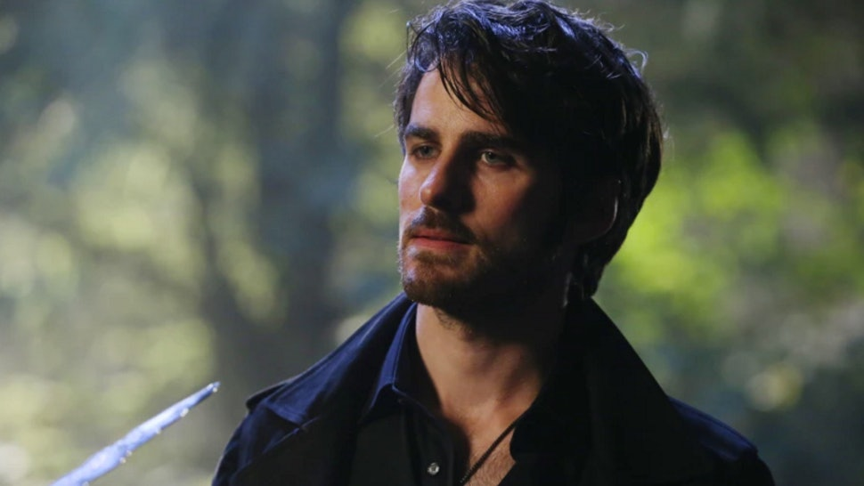 Will Colin Odonoghue Return To Once Upon A Time Hooks Not Gone