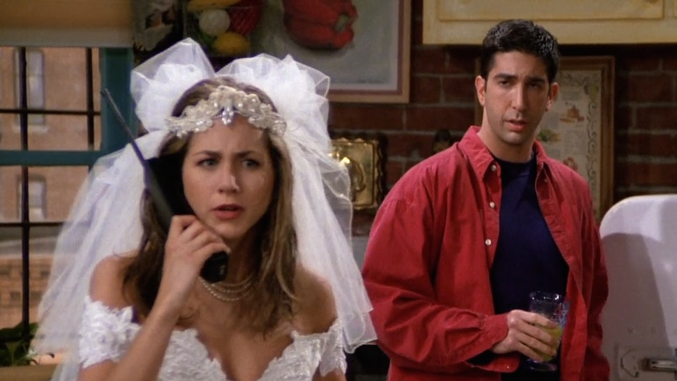 How Falling In Love With Ross Rachel Is Different When You Dont
