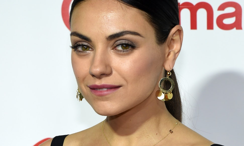 Mila Kunis Makeup Free Magazine Cover Is Her Most Gorgeous Yet Photo