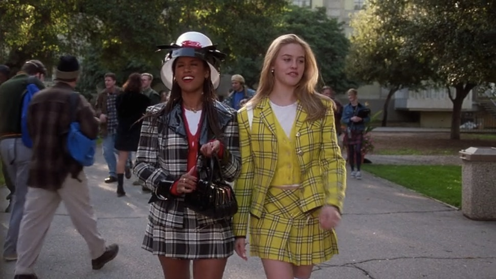 e005f0539 Create Cher Horowitz's 'Clueless' Style With 4 Essential Items, Because We  Can't All Have That Rotating Closet