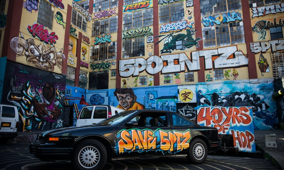 American Graffiti Artists To Follow In The Sites Memory