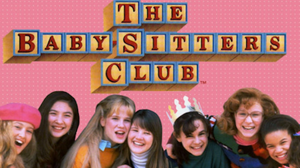 13 of the Weirdest Things From 'The Baby-Sitters Club' TV Show