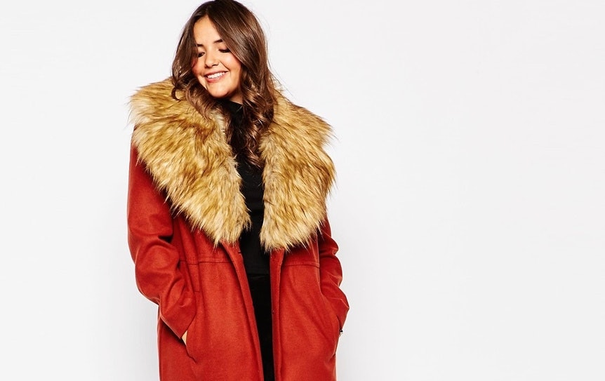 27 Plus Size Winter Coats & Parkas To Make You Look Babely