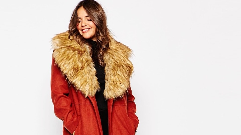 39cec0ba597 27 Plus Size Winter Coats   Parkas To Make You Look Babely All Winter Long  — PHOTOS