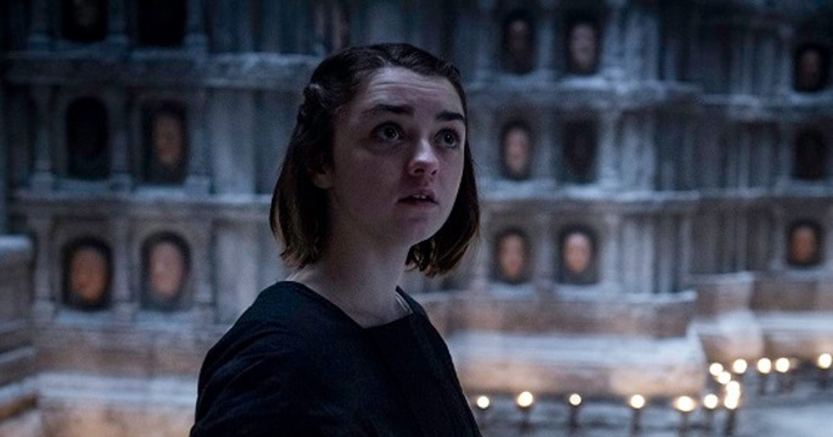 29+ Game Of Thrones Hall Of Faces  Pics