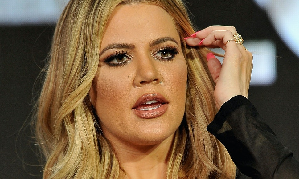 Khloe Kardashians New Haircut Is A Style Lazy Girls Will Love For