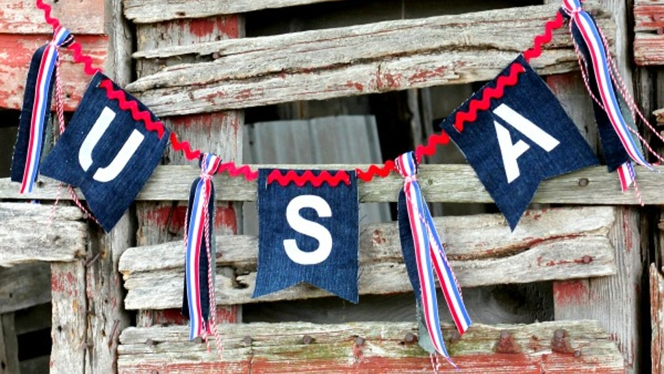 7 Memorial Day Decorations You Can Make At The Last Minute And