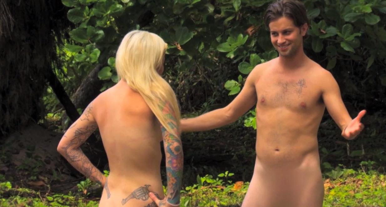 Black naked dating