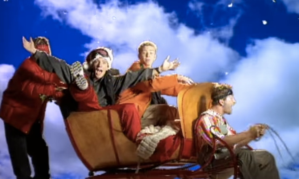 a definitive ranking of the songs off the nsync holiday masterpiece home for christmas - Nsync Christmas Album